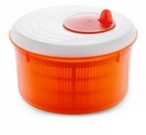 Meliconi SPRING saláta centrifuga 26cm, narancssárga