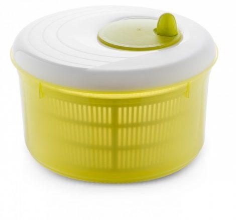 Meliconi SPRING saláta centrifuga 26cm, zöld