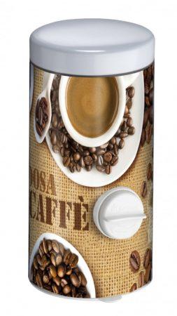 """Acél kávéadagoló """"kotyogós"""" kávéfőzőhöz"""