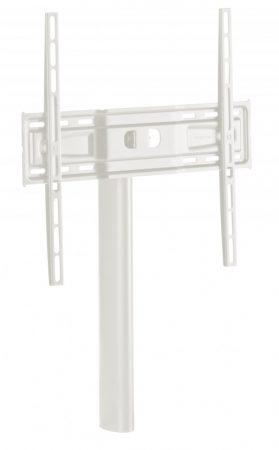 MyTVStand 400 Column WHITE TV konzol