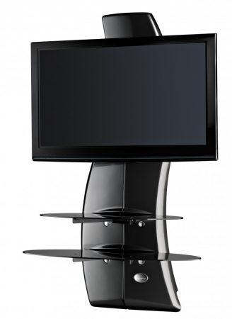 Meliconi Ghost Design 2000 Karbon, fali konzol rendszer