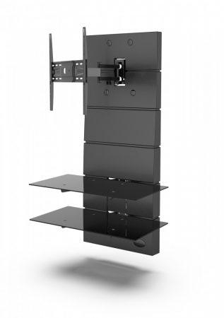 Meliconi-Ghost-Design-3500-matt-Fekete
