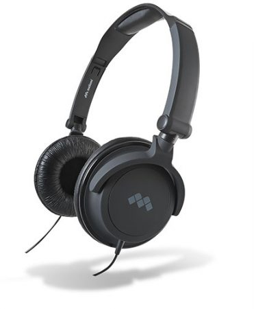 Meliconi HP Smart Black zárt fejhallgató