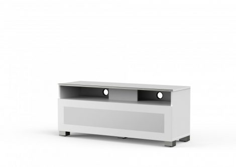 Meliconi MyTVStand 12040H GLASS WHITE TV állvány