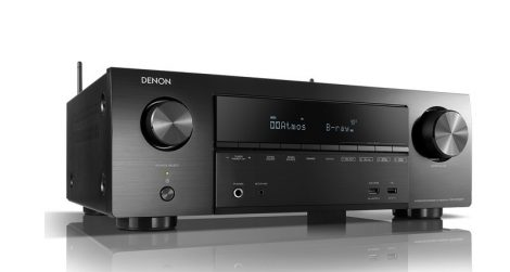 Denon AVR-X1500H 7.2 Dolby Atmos UHD receiver házimozi erősítő