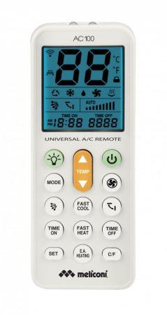 TLC AC100 légkondícionáló távirányító